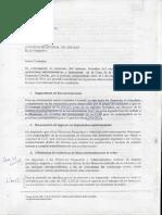 Respuesta de Perez Al Informe