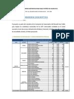 Memoria Descriptiva Final Mercado z