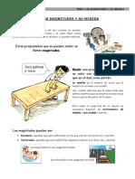 la medida-fichas y tareas.pdf