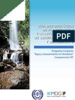 1 Pdfsam Honduras Planificacion y Gestion Municipal de AyS