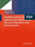 Multidisciplinary Design Optimization Methods_Gang_Lei