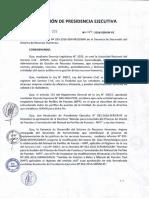 Servir Modificaciones Anexos Dir. 001-2015-Servir
