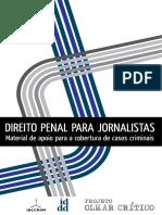 Direito Penal Para Jornalistas