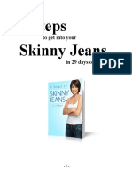 7 Steps to Skinny Jeans