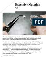 The Most Expensive Materials in the World.pdf