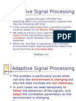 1-Adaptive Signal Processing