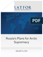 Russias Plans for Arctic Supremacy 2