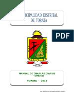 Manual de Charlas Diarias II Mdt