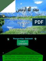 Dakwah&Amar_maruf Peduli Sosial