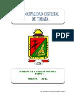 Manual de Charlas Diarias Tomo i Obras 2009