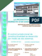 inconstitucionalidad