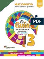 solucionariosantillana3°2015-2016