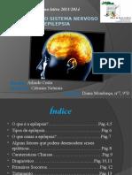 Trabaho sobre a Epilepsia - Ciências Naturais.pptx