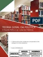 FUNDAMENTOS DA DEMOCRACIA - Norberto Bobbio