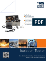 Isolation Tester ENG