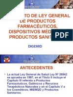 DIGEMID Opinion Re Dictamen Ley Gral PF DM y PS (2)