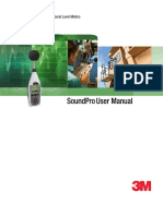 Sound Pro User Manual