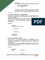 Estructura Repetitiva Parte II