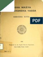 478. Dhigha Nikaya Silakkhanda Vagga