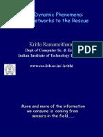Dynamic Phenomena Sensor Networks .ppt
