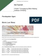 Pendapatan Agen _ Asuransi Prudential Syariah