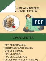Gestion de Almacenes en La Construccion