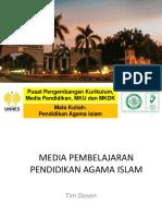 Materi Pendidikan Agama Islam (MKUMKDK) Universitas Negeri Semarang