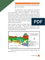 Kondisi Geologi Regional Daerah Salem Yang Mencakup Fisiografi Regional