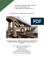 Determinación Elcambio de Longitud de Morteros de Cemento Hidráulico Expuestos a Una Solución de Sulfato