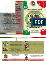 DIPTICO FECHAS CIVICAS IMPORTANTES DE SEPTIEMBRE 2016.pdf