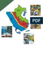 Mapa de Recursos Del Peru