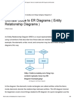 ER Diagrams Tutorial _ Complete Guide to ER Diagrams With Examples