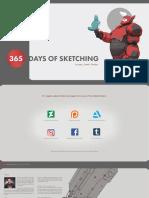 365 Days of sketching by Atey Ghailan.pdf