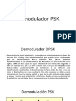 Demodulador PSK