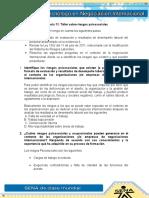 taller sobre riesgos.doc