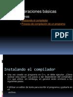 1.Instalandor el compilador