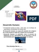 Desarrollo Humano Pawerr Point Exposicion