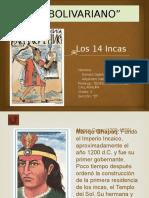 14 INCAS