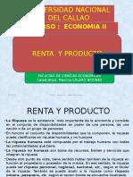 Teoria Renta y Producto