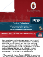 Prácticas pedagógicas