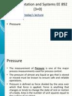 Pressure Trans