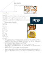 Conservas de Carnes Que Aseguren La Ingesta de Proteicas