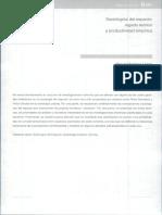 Sociologia Del Espacio Legado Teórico y Productividad Empírica