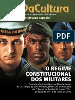 O Regime Constitucional Dos Militares