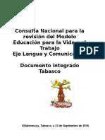 Documento General Integrado Consulta Nacional Revision Del Mevyt