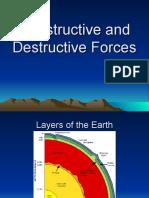 Constructiveanddestructiveforces Powerpoint