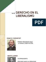 El Derecho en El Liberalismo