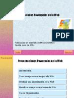 presentaciones power point para web