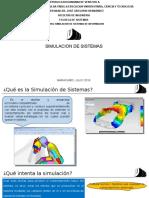 simulacion de sistemas presentacion