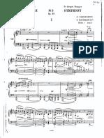 Rachmaninoff Symphony No. 2